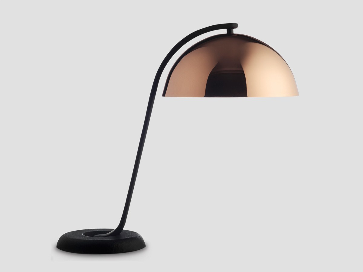 WRONG FOR HAY CLOCHE LAMP - Eclectic Cool  - 1