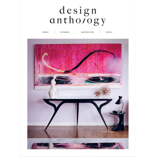 Design Anthology Issue 4 - Eclectic Cool