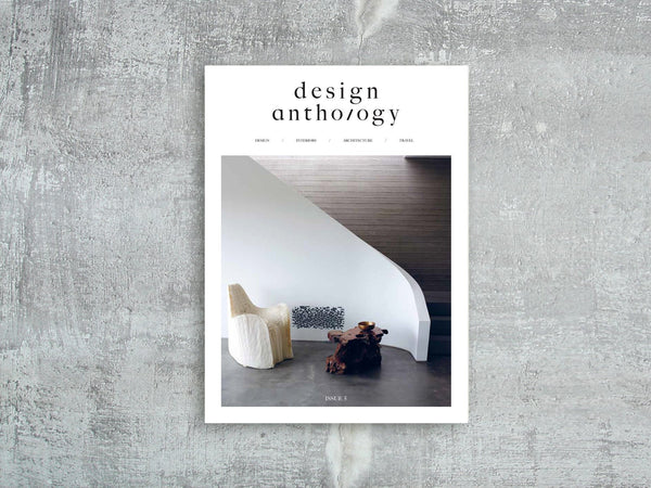 Design Anthology Issue 5 - Eclectic Cool