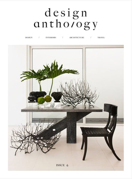 Design Anthology Issue 6 - Eclectic Cool