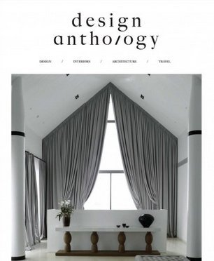 Design Anthology Issue1 - Eclectic Cool