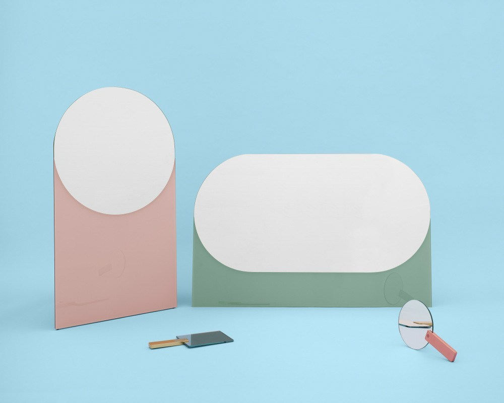 HAY SHAPES MIRROR - Eclectic Cool