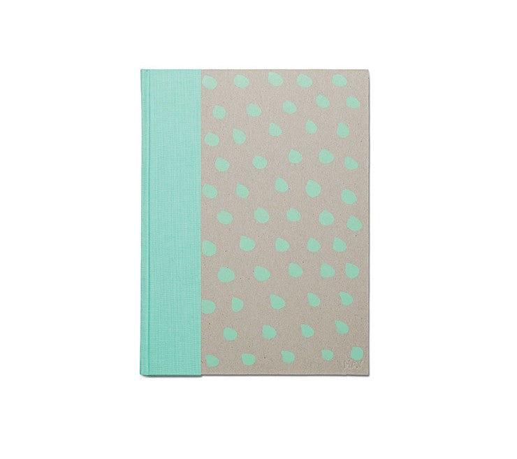 HAY CANVAS NOTEBOOK-PORTRAIT-SIZE M