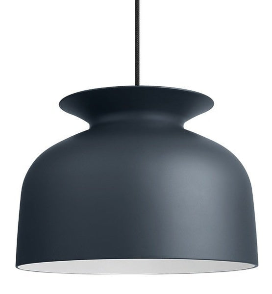 GUBI RONDE PENDANT IN ANTHRACITE GREY-LARGE - Eclectic Cool
