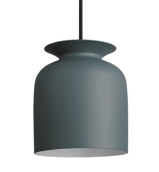PENDANT LIGHT - GUBI RONDE PENDANT IN PIGEON GREY-SMALL