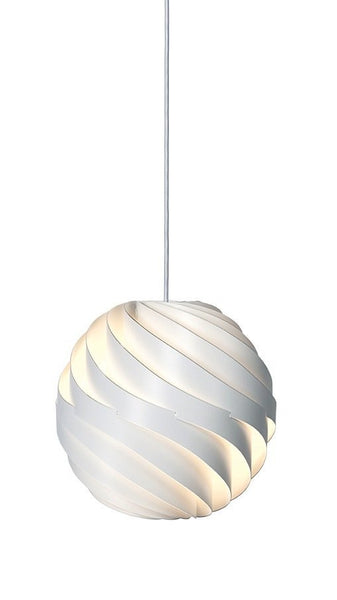 Gubi Turbo Pendant S Matt White Ø36 - Eclectic Cool  - 3