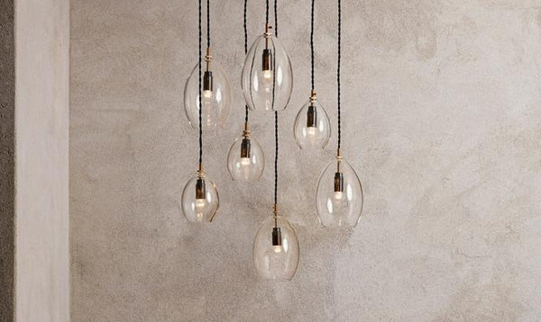 NORTHERN LIGHTING UNIKA PENDANT - Eclectic Cool  - 1