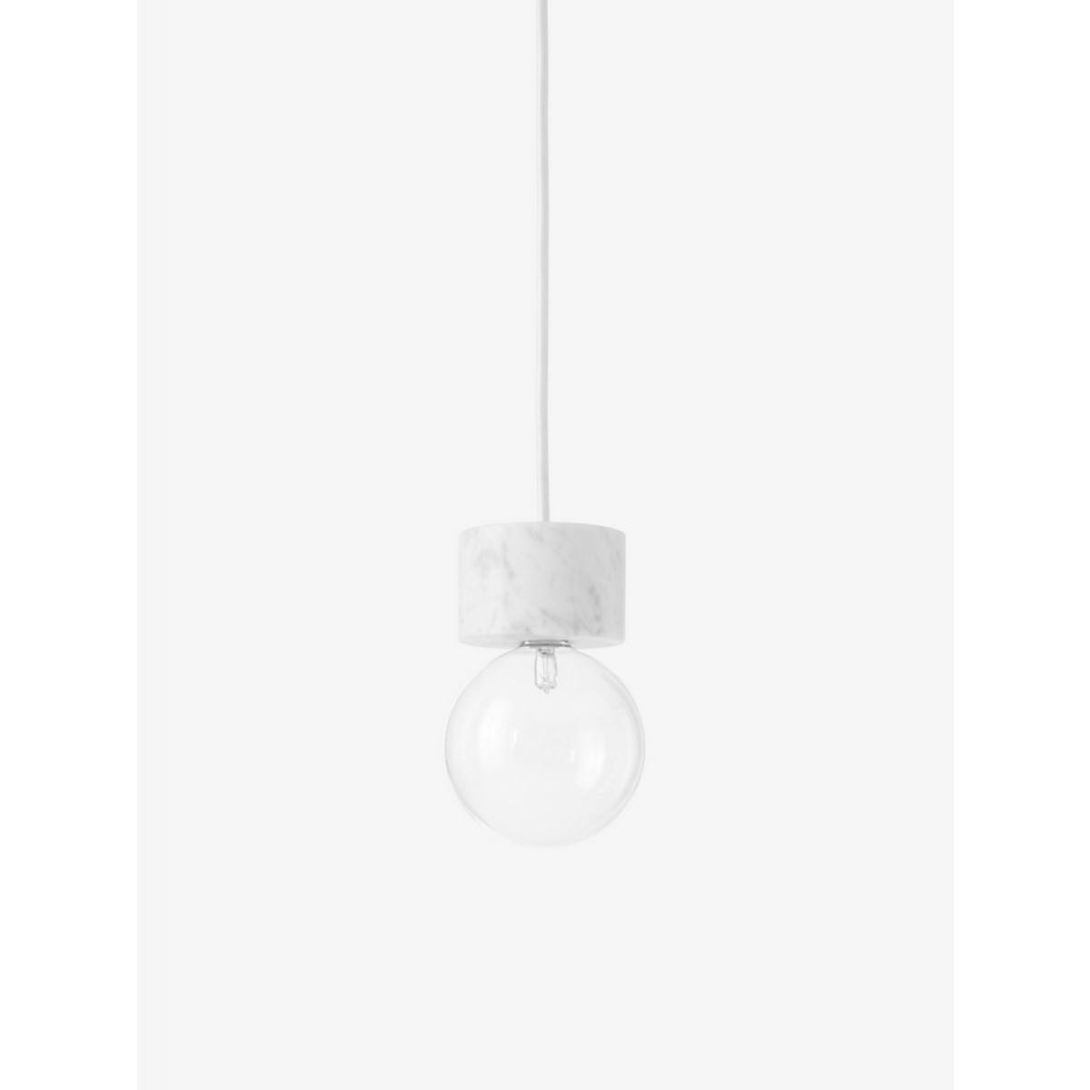 &TRADITION MARBLE LIGHT PENDANT - Eclectic Cool  - 3