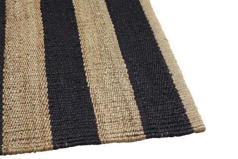 ARMADILLO NEST WEAVE - AWNING STRIPE RUG - Eclectic Cool  - 1