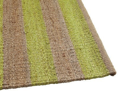 ARMADILLO NEST WEAVE - AWNING STRIPE RUG - Eclectic Cool  - 10