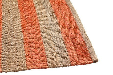 ARMADILLO NEST WEAVE - AWNING STRIPE RUG - Eclectic Cool  - 13