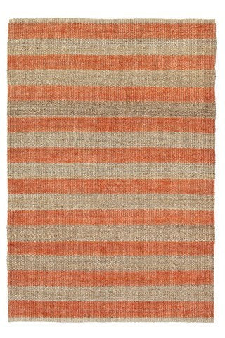 ARMADILLO NEST WEAVE - AWNING STRIPE RUG - Eclectic Cool  - 14