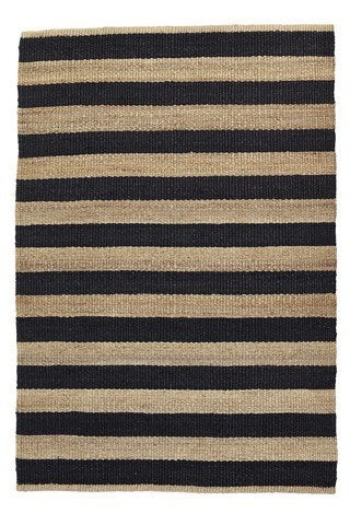 ARMADILLO NEST WEAVE - AWNING STRIPE RUG - Eclectic Cool  - 2