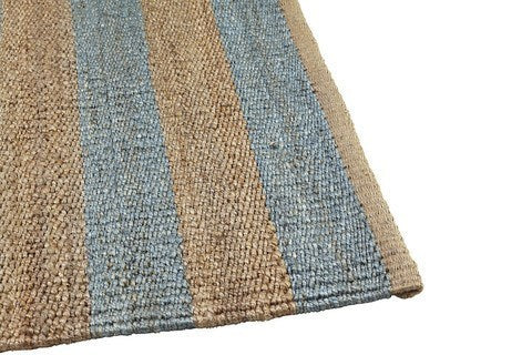 ARMADILLO NEST WEAVE - AWNING STRIPE RUG - Eclectic Cool  - 4