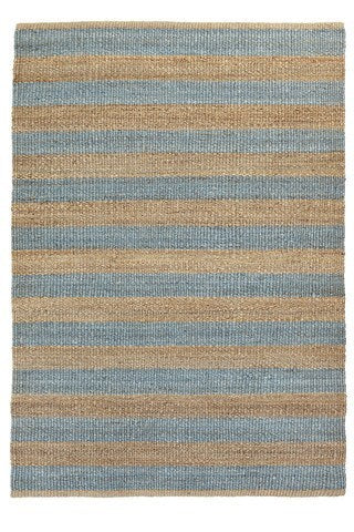 ARMADILLO NEST WEAVE - AWNING STRIPE RUG - Eclectic Cool  - 5