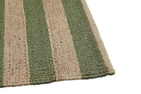 ARMADILLO NEST WEAVE - AWNING STRIPE RUG - Eclectic Cool  - 7