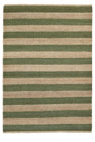 ARMADILLO NEST WEAVE - AWNING STRIPE RUG - Eclectic Cool  - 8