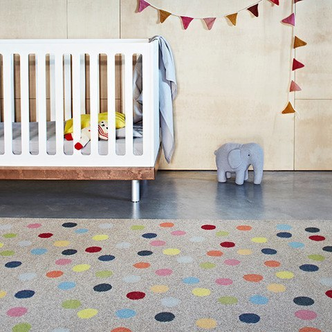 ARMADILLO PARTY RUG - Eclectic Cool  - 3