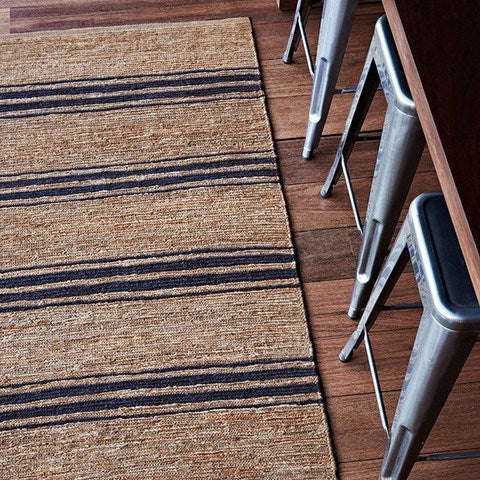 ARMADILLO RIVER WEAVE RUG - Eclectic Cool  - 7