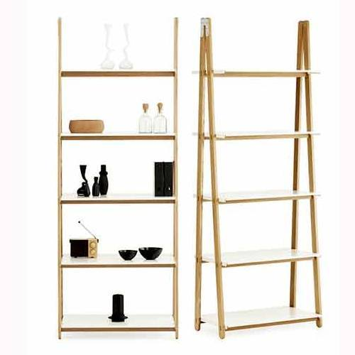 Normann Copenhagen One Step Up Bookcase High white - Eclectic Cool  - 1