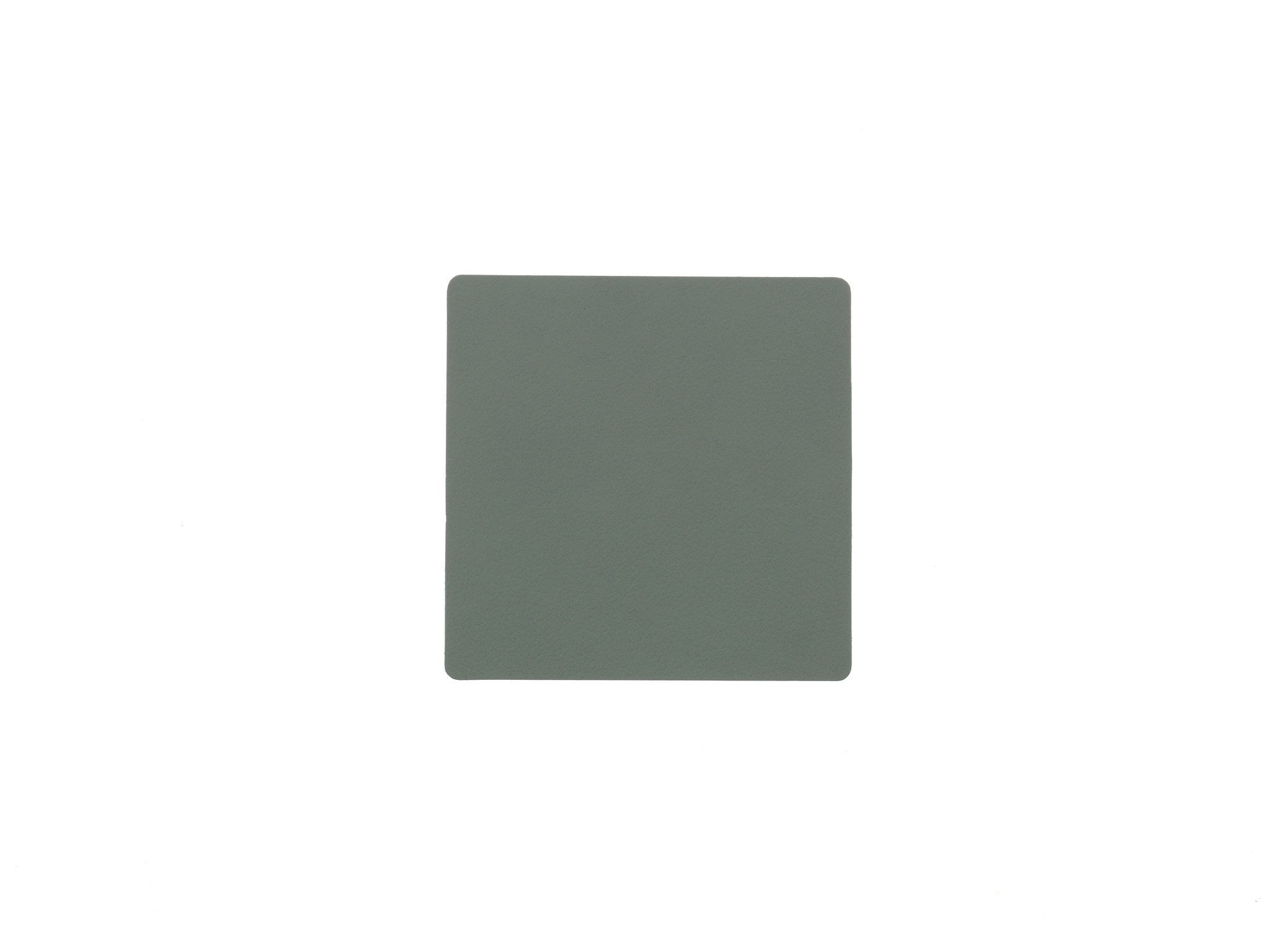 LindDNA GLASSMAT SQUARE pastel green/Nupo - Eclectic Cool  - 1