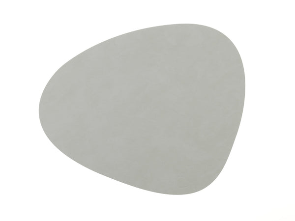 LindDNA TABLEMAT CURVE S metallic/Nupo - Eclectic Cool  - 1