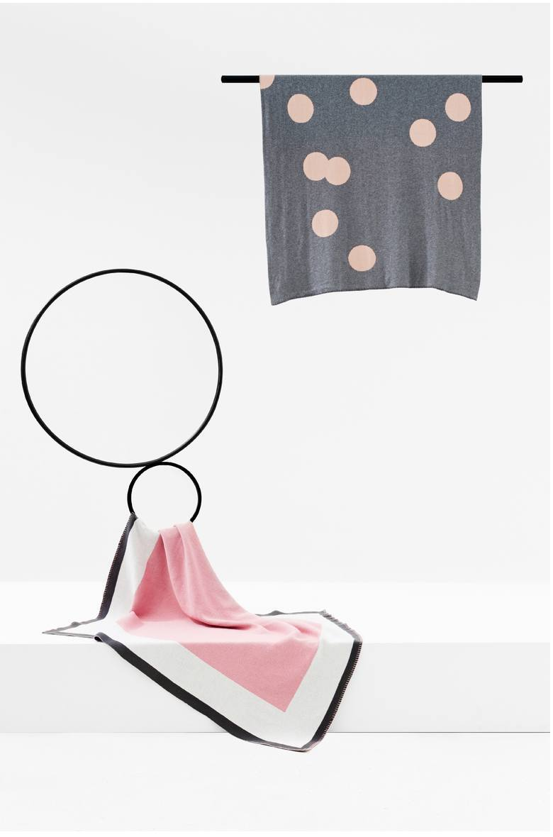 KATE & KATE THE POP BLANKET - Eclectic Cool  - 1