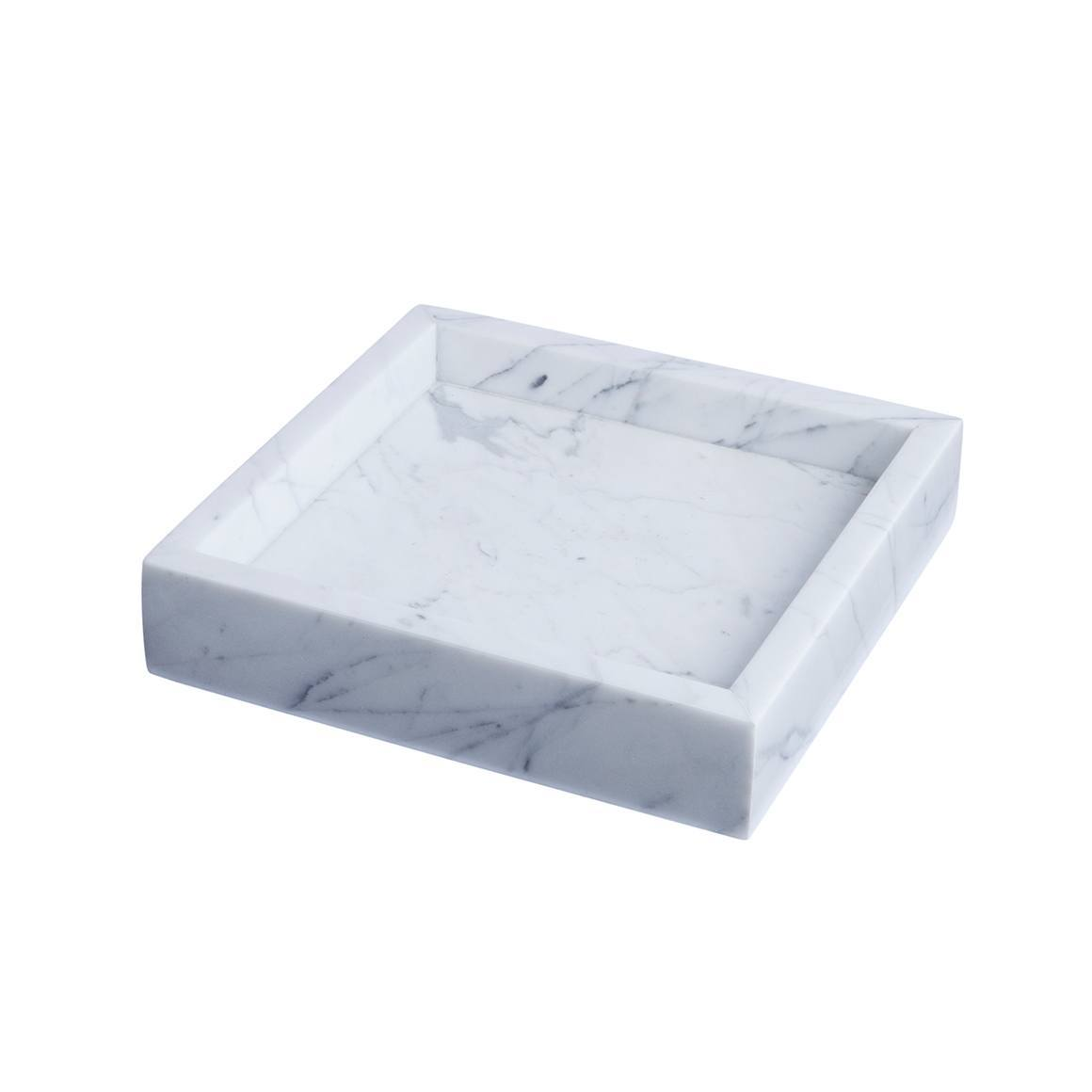 HAY Marble Tray -Small - Eclectic Cool  - 4