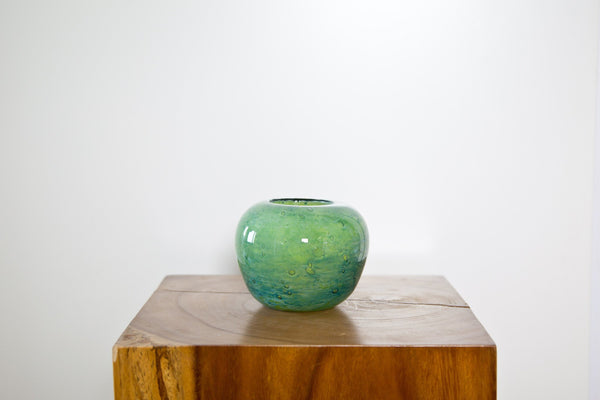 HENRY DEAN ROUND VASE IN ASPEN (LARGE) - Eclectic Cool