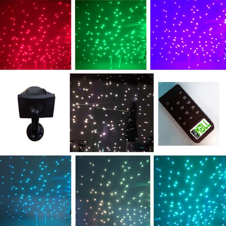 The world's first White Laser Christmas Lights, and Decorative Lighting projector on HuffingtonPost