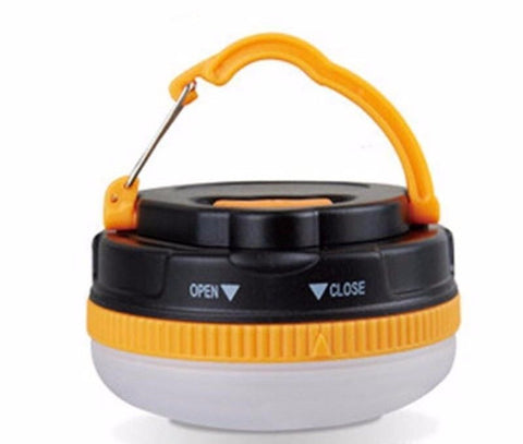 Portable Mini Camping and Emergency Lantern-super Bright, Any Occasions by LedMall