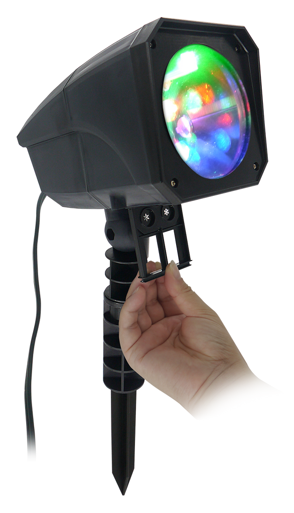 Remote Control Ledmall Multicolor Exchangeable 12 Pattern