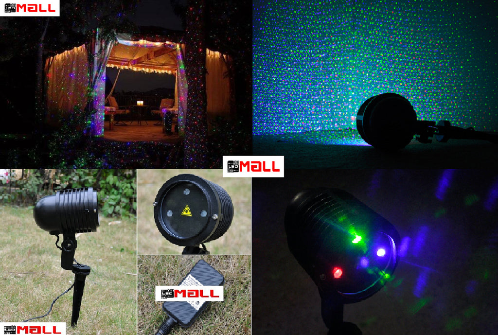 Laser Outdoor Lights Remote controllable rgb laser christmas lights with red green and remote controllable rgb laser christmas lights with red green and blue lasers by ledmall workwithnaturefo