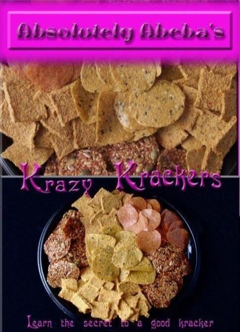 Absolutely Abeba's Krazy Krackers E-Book