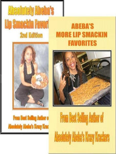 Absolutely Abeba's Smackin Package  - Now available as E-Books!
