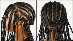 Braid Pattern For Perimeter Crochet Senegalese Rope Twist Tutorial