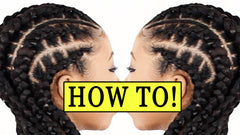 STITCH BRAIDS for BEGINNERS