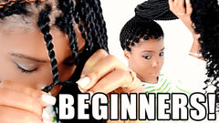 senegalese twists for beginners with kanekalon hair