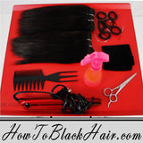 (Wholesale 5 Copies) INVISIBLE PART SEW IN (DVD)