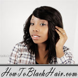 INVISIBLE PART SEW IN (DVD)
