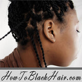 (Wholesale 5 Copies) SENEGALESE ROPE TWISTS (DVD)