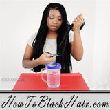(Wholesale 5 Copies) How To Do Box Braids (DVD)