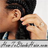 CORNROW BRAIDS WITH AND WITHOUT EXTENSIONS (DVD)