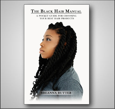 The Black Hair Manual (PDF Download)