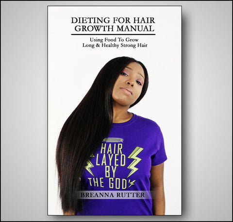 Dieting For Hair Growth Manual (PDF Download)
