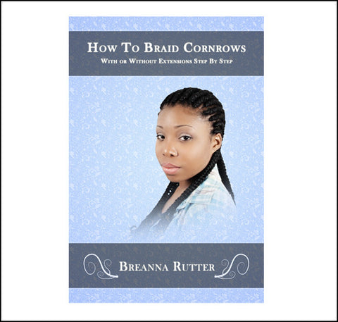 (Wholesale 5 Copies) Cornrow Braids With And Without Extensions (DVD)