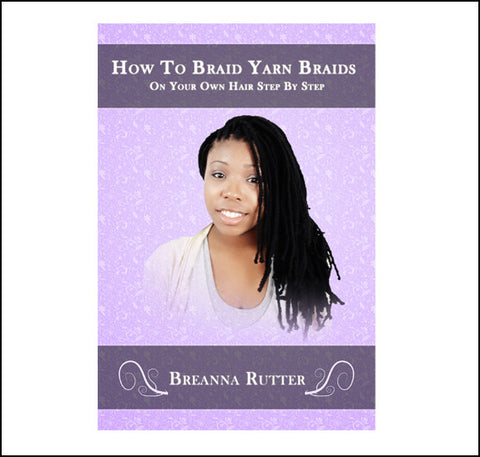 (Wholesale 5 Copies) YARN BRAIDS (DVD)