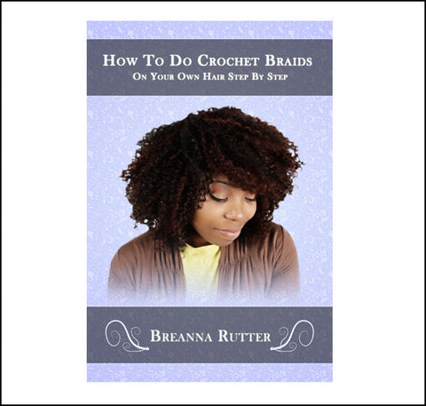 (Wholesale 5 Copies) CROCHET BRAIDS (DVD)