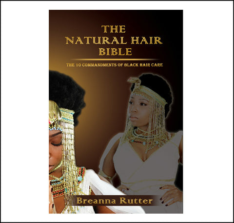 (Wholesale 5 Copies) The Natural Hair Bible Book