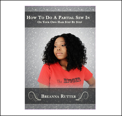 (Wholesale 5 Copies) PARTIAL SEW IN (DVD)